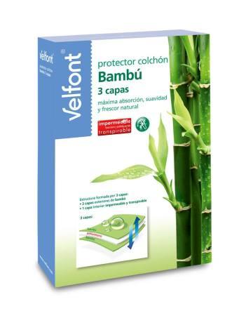 Protector Colchón Bambu