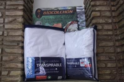 Protector Colchón Rizo Transpirable