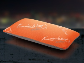 Almohada Farmavisco Carbono